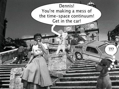 dennis_meets_doc_brown