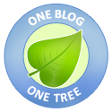 One Blog, One Tree