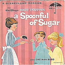 Spoonful_of_Sugar_45_cover