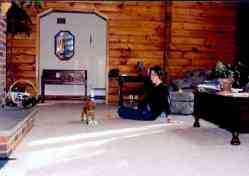 Little Man, Big Room